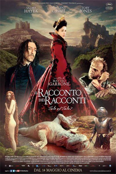 Che film guardo stasera? / What film am i watching tonight? Il racconto dei racconti – Tale of Tales