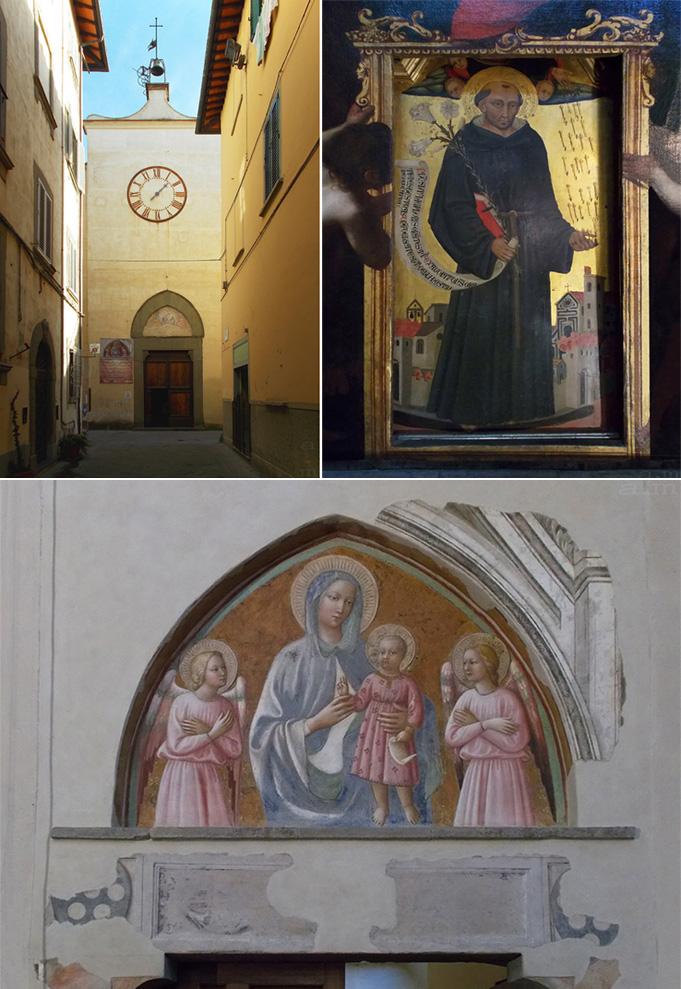 CHIESA DI SANTO STEFANO DEGLI AGOSTINIANI ad EMPOLI – Preziosi frammenti d'arte da scoprire.