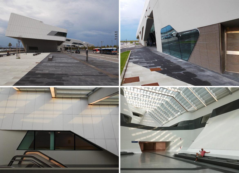 Gioielli architettonici in Italia – Un progetto dall'archistar anglo-irachena Zaha Hadid: la Stazione Napoli-Afragola