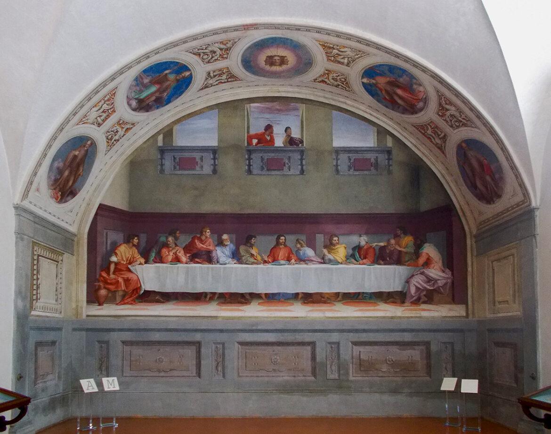 Monastero vallombrosano di San Salvi: Cenacolo di Andrea del Sarto