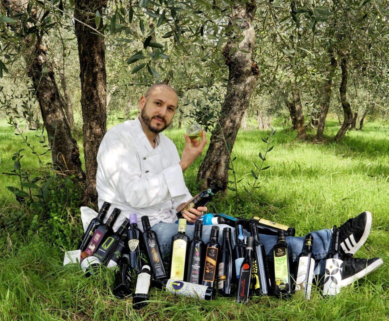 """""""Trentagocce"""", un viaggio alla scoperta dell'olio con lo chef Andrea Perini"""