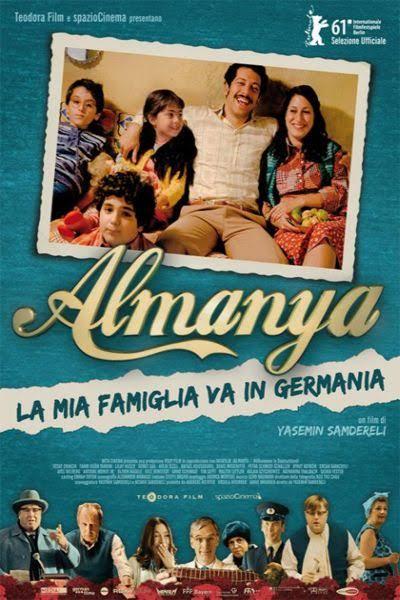 Che film guardo stasera? / What film am i watching tonight? Almanya – La mia famiglia va in Germania