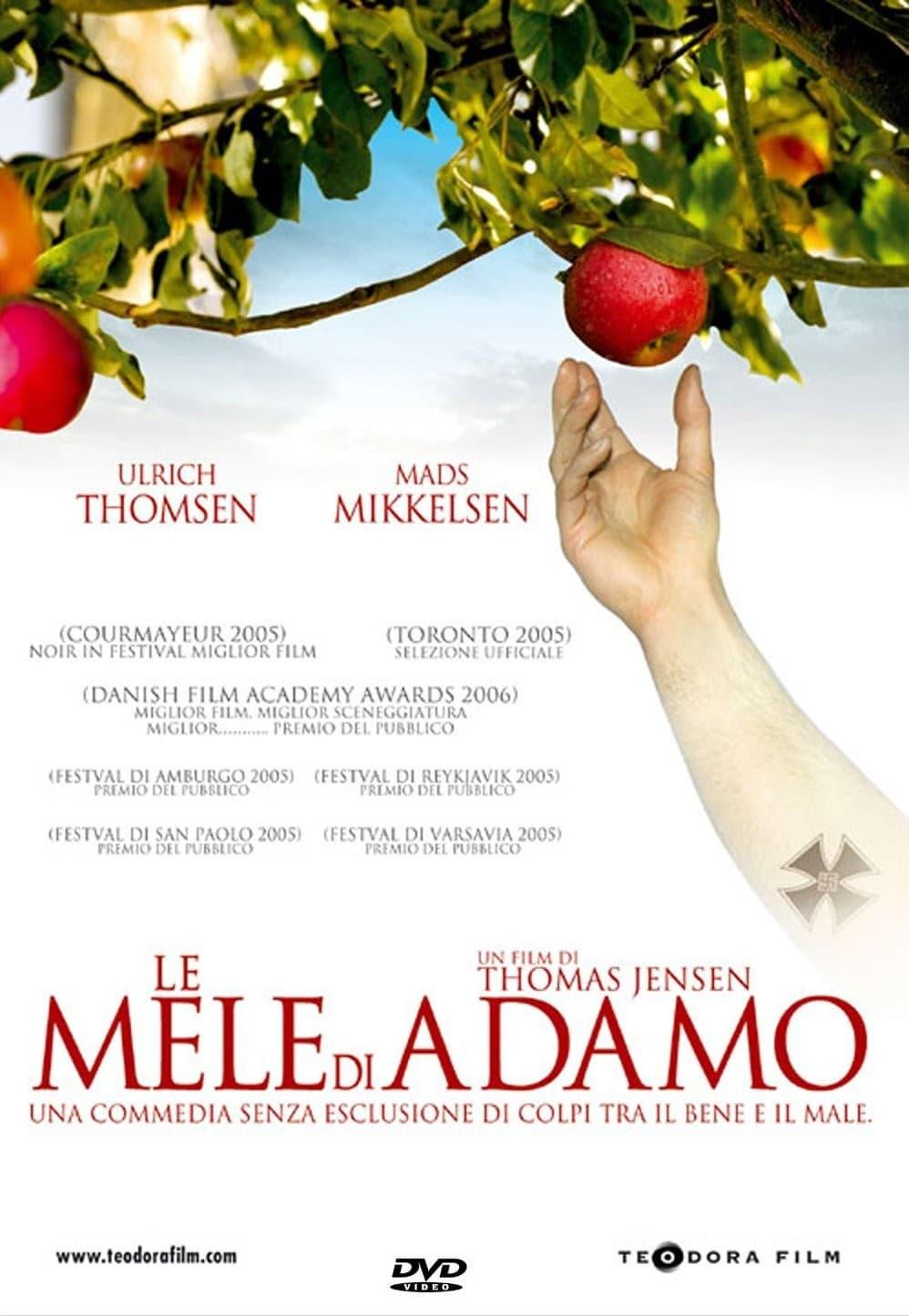 Che film guardo stasera? / What film am i watching tonight? Le mele di Adamo