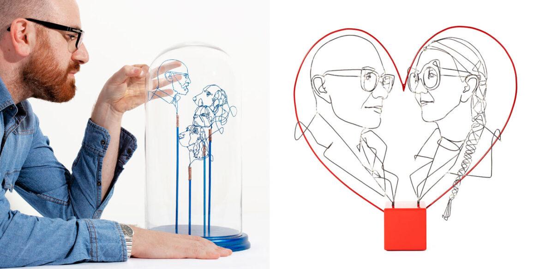 """""""Chiunque può diventare una pièce unique"""" – Andrew Vianello e le sue creazioni uniche"""