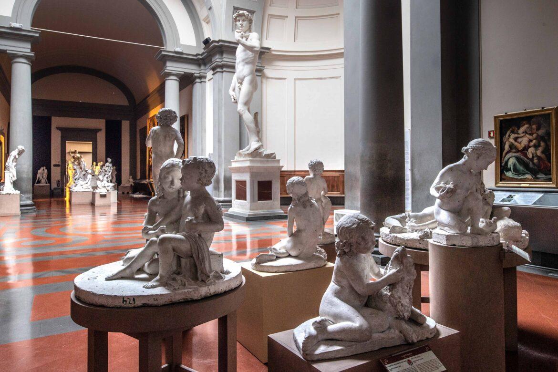 Riapre la Galleria dell'Accademia di Firenze con un nuovo sorprendente percorso espositivo
