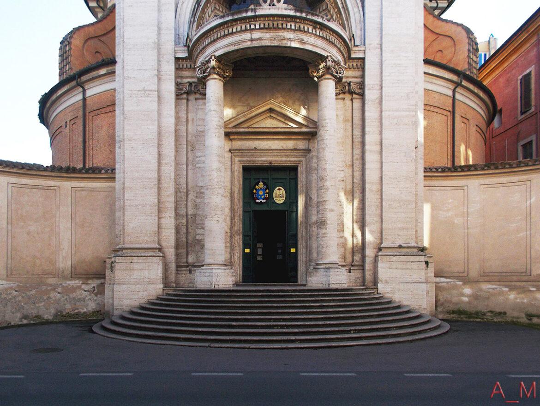 Bernini – Chiesa di Sant'Andrea al Quirinale – Roma