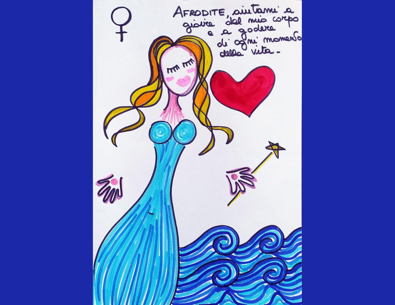 Le dee dentro la donna – La dea alchemica: Afrodite