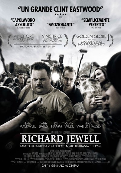 Che film guardo stasera? Richard Jewell